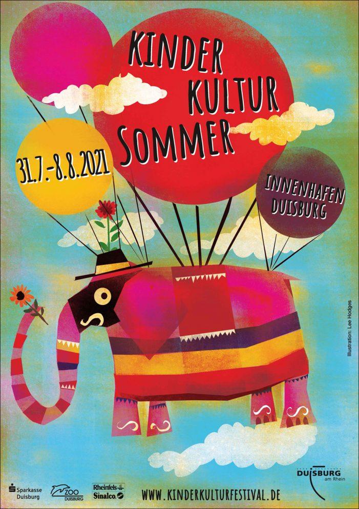 Duisburg: Kein Kinderkulturfestival im Frühjahr, aber ein Kinderkultursommer in den Sommerferien