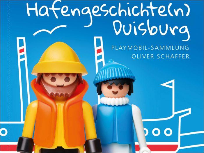 Hafengeschichte(n) Duisburg: Deutschlands größte Playmobil-Sammlung im Museum