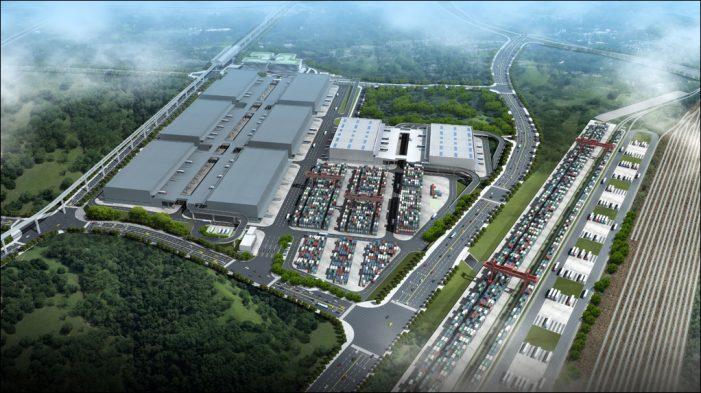 Duisburger Hafen AG investiert in Logistikanlagen in Asien