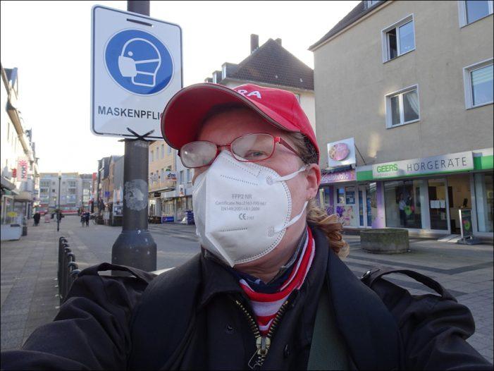 Corona in Duisburg: Verlängerung der Allgemeinverfügung