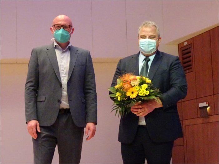 Ratssitzung in Duisburg: Matthias Börger zum neuen Beigeordneten gewählt