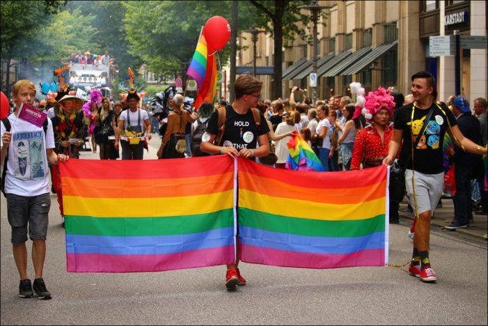 CSD: Absage des Straßenfestes in Duisburg für den 31. Juli 2021
