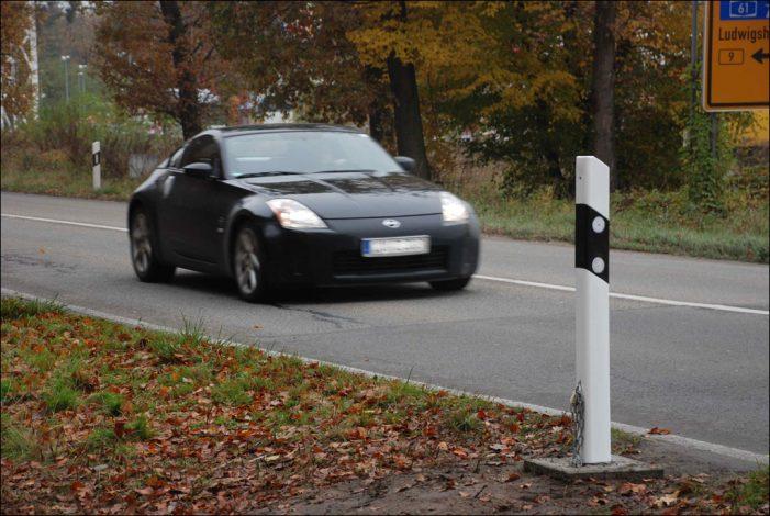 Datenbasis für neue Straßen: Verkehrszählung 2021 startet im April