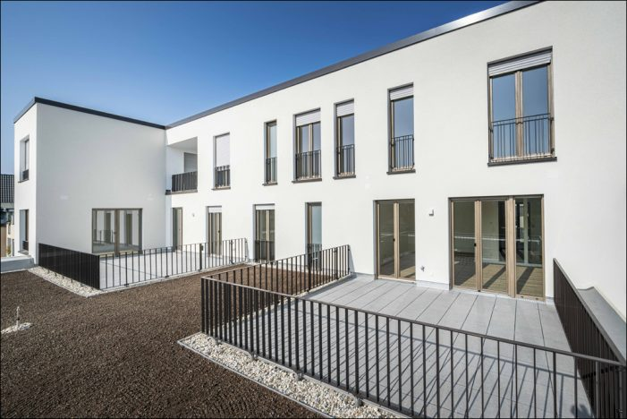 GEBAG-Neubau in Neudorf fertiggestellt