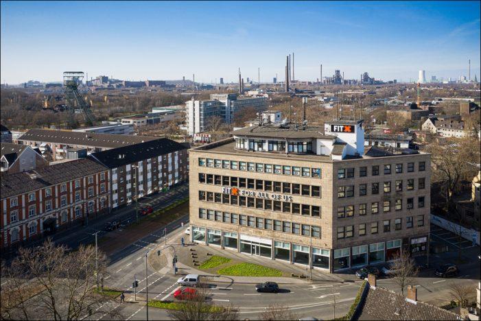 Duisburg-Hamborn: Greyfield wandelt ehemaliges Kaufhaus in Gesundheitshaus um