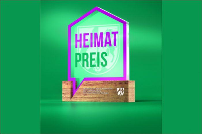 """Vorschläge für den """"Heimat-Preis"""" 2021 in Duisburg gesucht"""