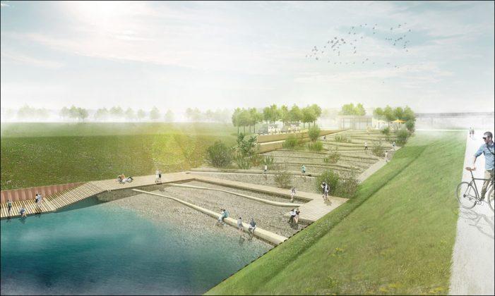 """Wettbewerb """"IGA 2027 Zukunftsgärten"""": Duisburg stellte Sieger-Entwürfe vor"""