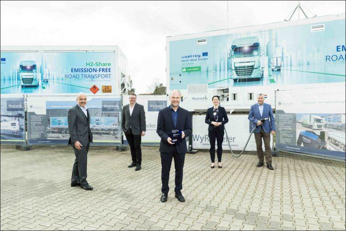 Niederrheinische IHK und Metropolregion Rheinland zeichnen das Unternehmen Wystrach aus