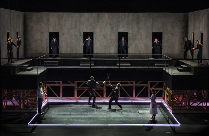 "Deutsche Oper am Rhein: Boris Blachers Oper ""Romeo und Julia"" ab 17. April im Stream"