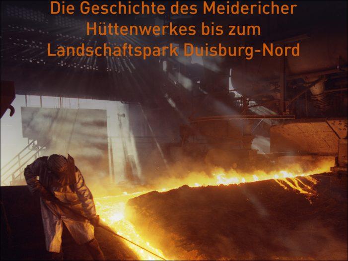 Lesetipp: Zugänge zum Eisen – Die Geschichte des Landschaftsparks Duisburg-Nord