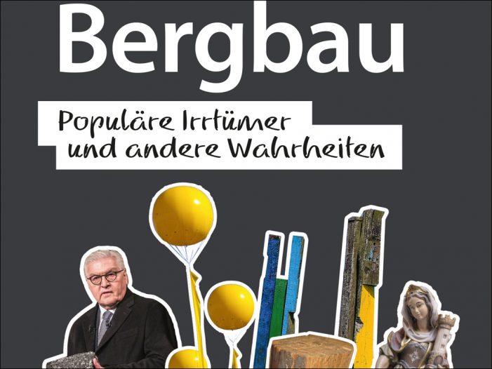 """Lesetipp auch für Kenner: """"Bergbau"""" im Klartext Verlag"""