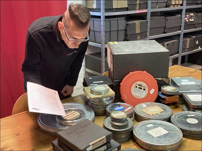 Fördergelder gehen nach Duisburg: filmforum digitalisiert und restauriert stadthistorische Filme