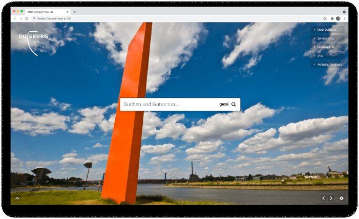 Neue Suchmaschine für Duisburg unterstützt innovative soziale Projekte