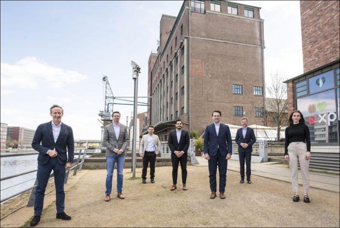 Starke Zusammenarbeit für Duisburg: Stadt, der Wirtschaftsförderung und startport