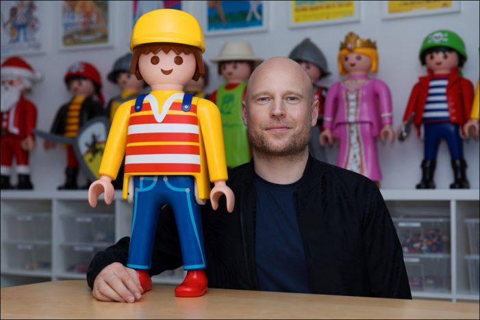 Museumsstart in Duisburg: Playmobil-Ausstellung im Binnenschifffahrtsmuseum