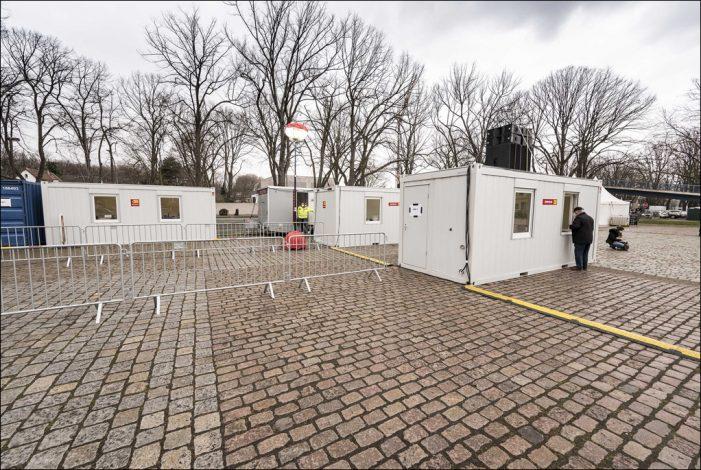 Unverzichtbare Stütze: Die Freiwillige Feuerwehr im Corona-Einsatz in Duisburg