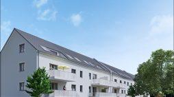 GEBAG startet Neubau für drei Mehrfamilienhäuser in Duisburg-Neudorf