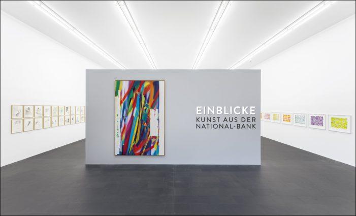 """MKM Museum Küppersmühle in Duisburg gibt """"Einblicke"""" in Kunst aus der National-Bank"""
