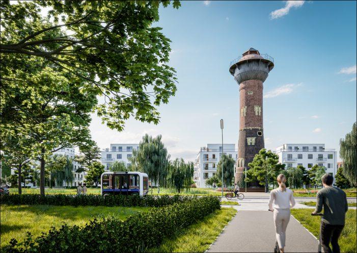 6-Seen-Wedau in Duisburg: Erster Meilenstein in der Vermarktung erreicht