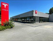 Standort Duisburg: Tesla expandiert weiter Infrastruktur im Ruhrgebiet