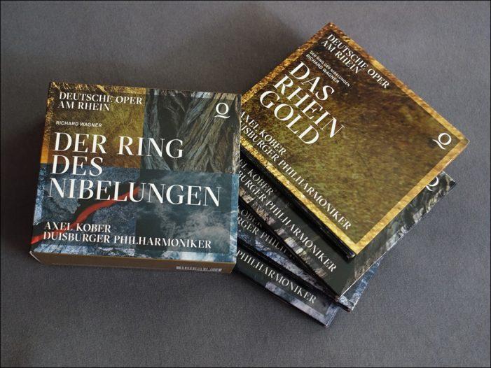 """Live-Mitschnitt von Richard Wagners """"Der Ring des Nibelungen"""" aus der Duisburger Mercatorhalle ist jetzt auf CD erhältlich"""
