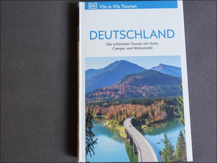 Büchertipp: Vis-à-Vis Touren Deutschland laden zum Reisen ein