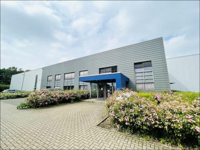 Ruhr Real vermittelt 4.000 Quadratmeter Fläche an Alba Bau GmbH in Duisburg