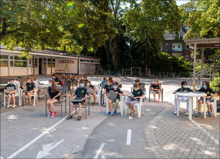 Grundschule in Duisburg-Duissern: Tonschule wird (noch) digitaler