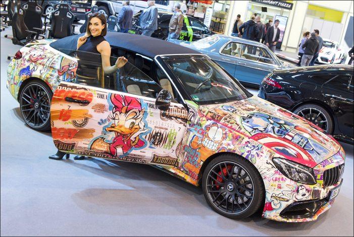 Autobranche freut sich auf den Restart der Essen Motor Show