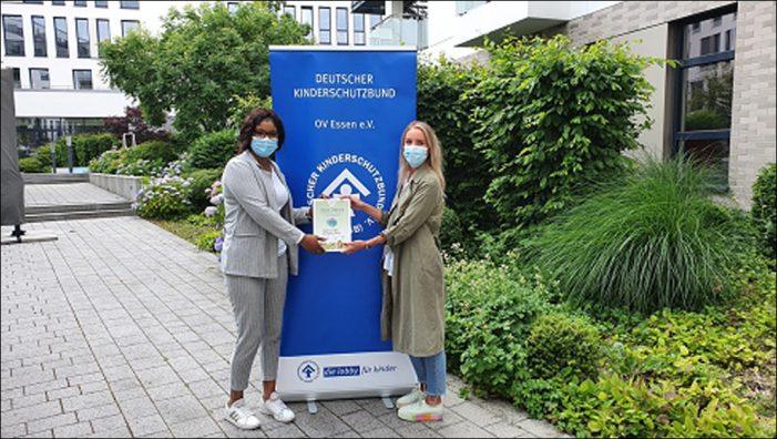 Town & Country Stiftung unterstützt Jugendprojekt in Dusiburg: Internationale Initiative Hochfeld