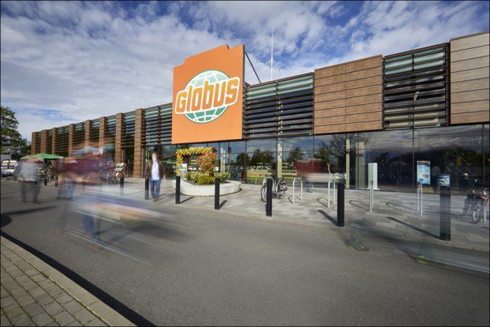 Globus übernimmt zum 30. Mai 2022 den real-Standort in Duisburg