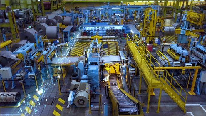 Produzierende Mittelständler setzen bei Digitalisierung auf IIoT-Plattform von thyssenkrupp Materials Services
