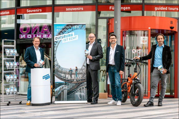 Touristischer Neustart in Duisburg – neue Impulse für Entdecker