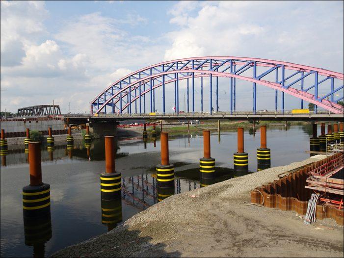 ProDuisburg erkundete die Baustelle am Karl-Lehr-Brückenzug