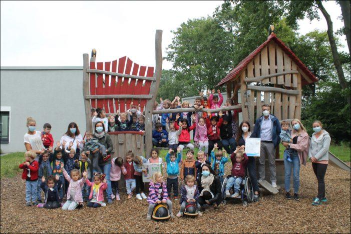 Bewegungsförderung in Duisburg bereits für die Kleinsten