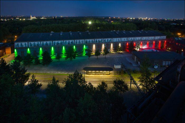 Nordrhein-Westfalen feiert den 75. Geburtstag: Der Landschaftspark Duisburg-Nord feiert mit
