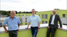 """GEBAG präsentierte Duisburger Klimaschutzsiedlung """"Vierlinden-Höfe"""" beim WohneNRW-Tag"""