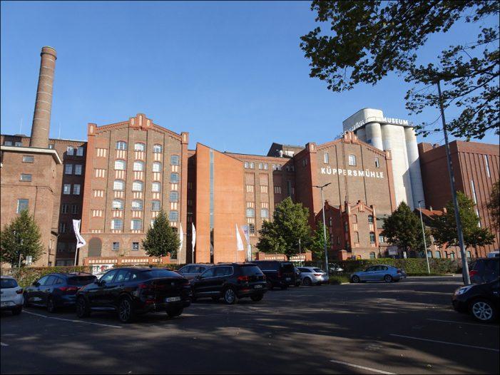 MKM Museum Küppersmühle eröffnet Erweiterungsbau im Duisburger Innenhafen