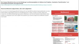 Rat der Stadt Duisburg entscheidet über Mehraufwendungen beim Campus Marxloh