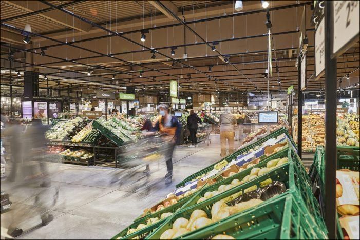 Ab 2022 auch in Duisburg-Meiderich: Globus ist beliebtester deutscher Lebensmittelhändler