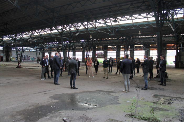 Duisburger Investorentour war ein voller Erfolg