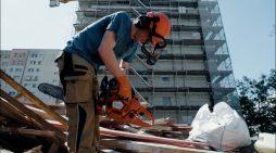 Bau in Duisburg bietet der Krise die Stirn: 461 Bauarbeiter mehr im Pandemie-Jahr Nr. 1