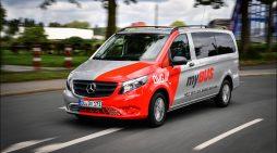 Duisburger Verkehrsgesellschaft: myBUS fährt dauerhaft durch die Nacht