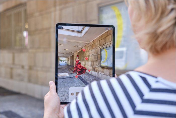 Deutsche Oper am Rhein entdecken: Augmented Reality rund ums Opernhaus Düsseldorf und das Theater Duisburg