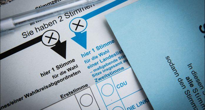 Erstwähler in Duisburg zur Wahl aufgerufen