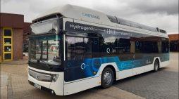 Emissionsfreie Mobilität der Zukunft: DVG testet Wasserstoffbus in Duisburg