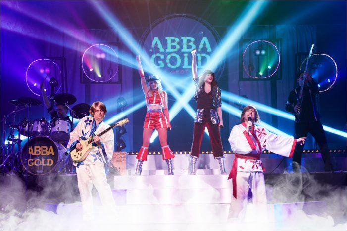 """Konzertshow """"ABBA GOLD"""" am 17. Dezember  in der Rheinhausenhalle in Duisburg"""