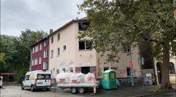 Duisburg-Hochfeld: GEBAG startet Abbruch einer weiteren Problemimmobilie