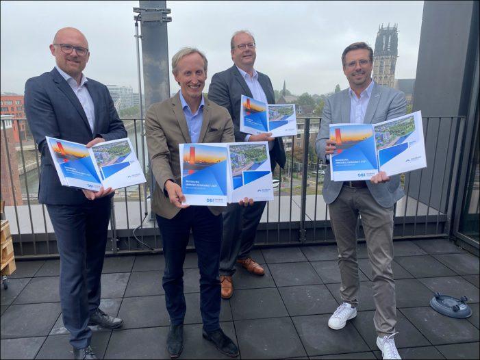 Expo Real 2021: Stadt startet neue Duisburg-Update-Strategie und  präsentiert Immobilienmarktbericht