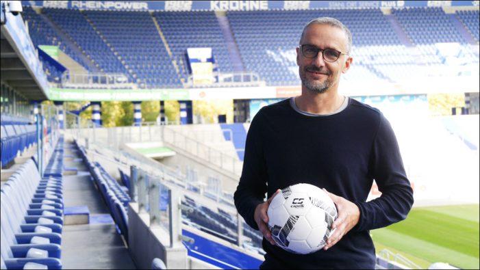 MSV Duisburg: Hagen Schmidt ist neuer Chef-Trainer der Zebras